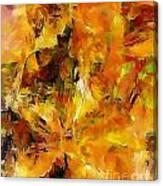 Abs 0261 Canvas Print
