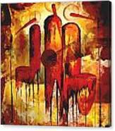 Abs 0274 Canvas Print