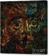 Abs 0364 Canvas Print