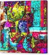 Abs 0367 Canvas Print