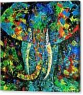 Abs 0438 Canvas Print