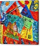 Abs 0439 Canvas Print