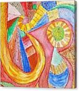 Abs 0466 Canvas Print