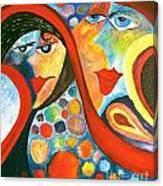 Abs 0470 Canvas Print