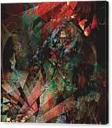 Abs 0568 Canvas Print