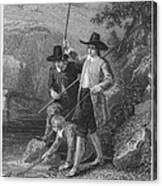 Absolon: Fishermen Canvas Print