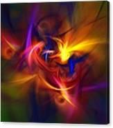 Abstract 112811b Canvas Print