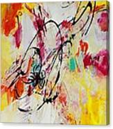 Abstract #118 Canvas Print