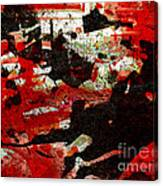 Abstract -2012 Canvas Print