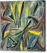 Abstract Art Fifteen Canvas Print