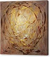 Abstract Art Twelve Canvas Print