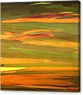 Abstract Eucalyptus 2 Canvas Print