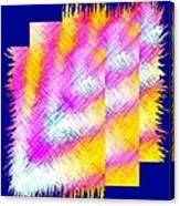 Abstract Fusion 127 Canvas Print