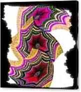 Abstract Fusion 154 Canvas Print