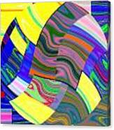 Abstract Fusion 31 Canvas Print