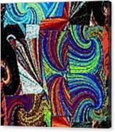 Abstract Fusion 37 Canvas Print