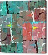 Abstract Fusion 39 Canvas Print