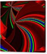 Abstract Fusion 49 Canvas Print
