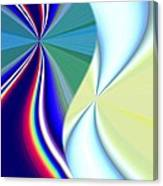 Abstract Fusion 50 Canvas Print