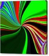 Abstract Fusion 57 Canvas Print