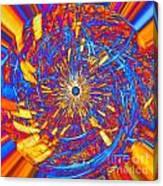 Abstract Globe Canvas Print