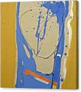 Abstract Kopf  Canvas Print