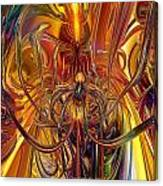 Abstract Medusa Fx   Canvas Print
