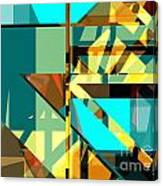 Abstract Sin 24 Canvas Print
