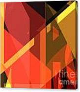 Abstract Sin 31 Canvas Print