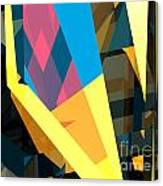Abstract Sine L 16 Canvas Print