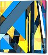 Abstract Sine L 18 Canvas Print