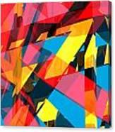 Abstract Sine P 13 Canvas Print