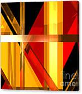 Abstract Tan 7 Canvas Print