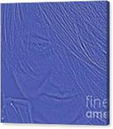 Abstract Teen Portrait Canvas Print