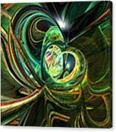Abstracted Love Fx  Canvas Print