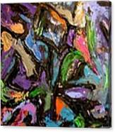 Abstrak Canvas Print