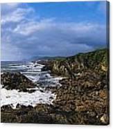 Achill Island, Atlantic Drive, Co Mayo Canvas Print