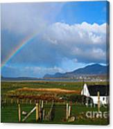 Achill Island In County Mayo  Ireland Canvas Print
