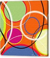 Acme Retro Vi Canvas Print
