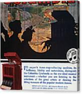 Ads: Phonograph, 1914 Canvas Print