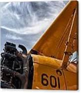 Aero Machine 2 Canvas Print