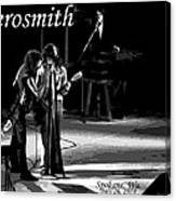 Aerosmith In Spokane 12b Canvas Print