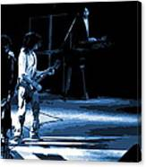 Aerosmith In Spokane 13b Canvas Print