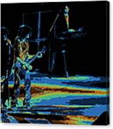 Aerosmith In Spokane 13c Canvas Print
