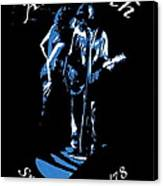 Aerosmith In Spokane 1c Canvas Print