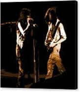 Aerosmith In Spokane 29b Canvas Print