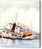 Aetos Canvas Print