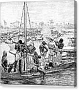 Africa: Pirates Canvas Print