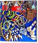 African Dreams Canvas Print