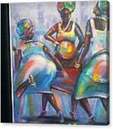 African Women Canvas Print